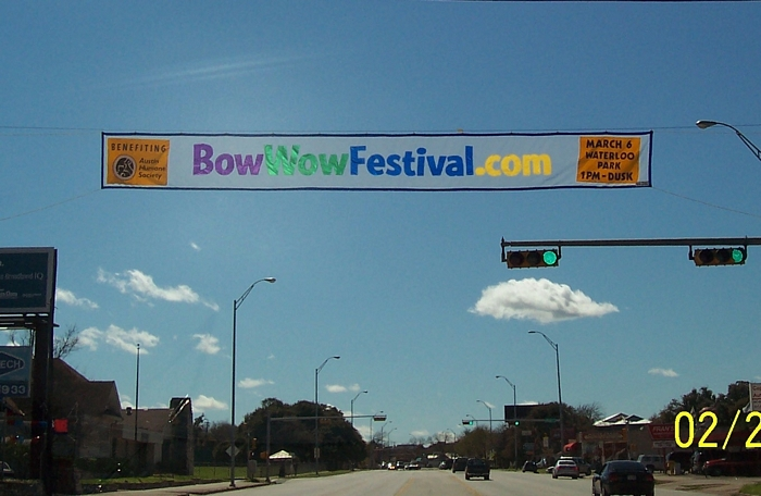 Banners In Austin Texas